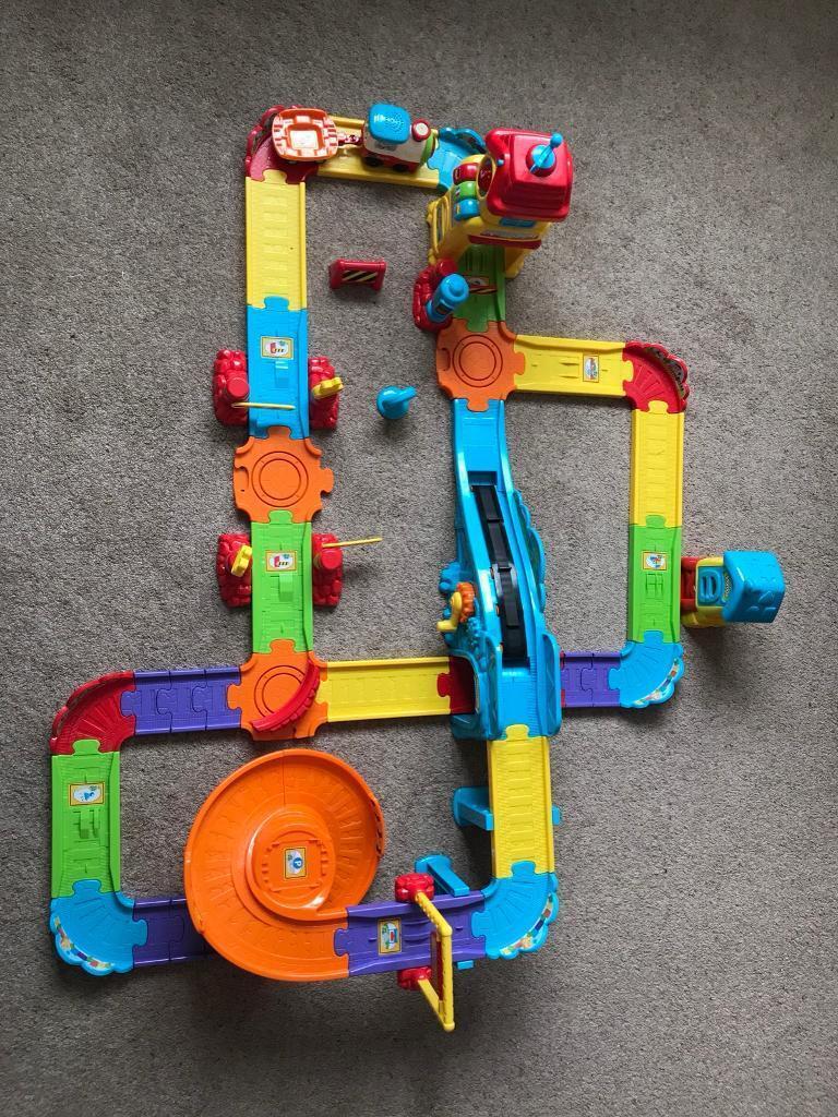 Vtech train set