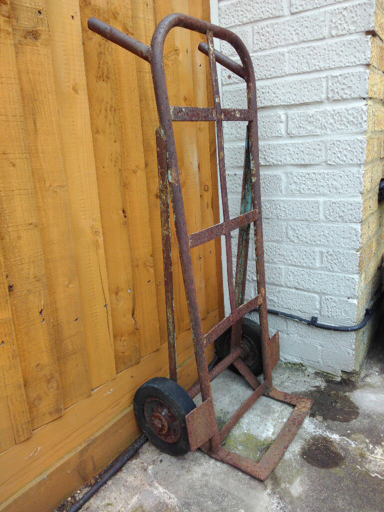 Vintage Sack Barrow, Trolley , Truck
