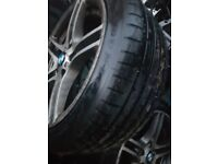 Bmw 1series msport wheels 18s