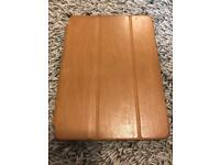 Original Apple iPad Air leather case (brown)