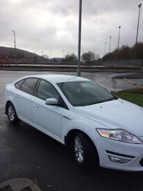 2012 tdci econetic zetec hatchback ford mondeo diesel £30 tax per year