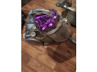 Dyson DC19 cylinder vacuum cleaner - great conditions, works well.