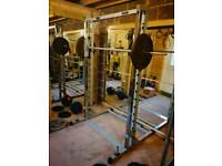 Smith Machine Gym