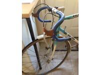 Raleigh turbo old bike