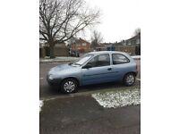 Vauxhall Corsa LS 1.2L - Low mileage & 12 Month MOT