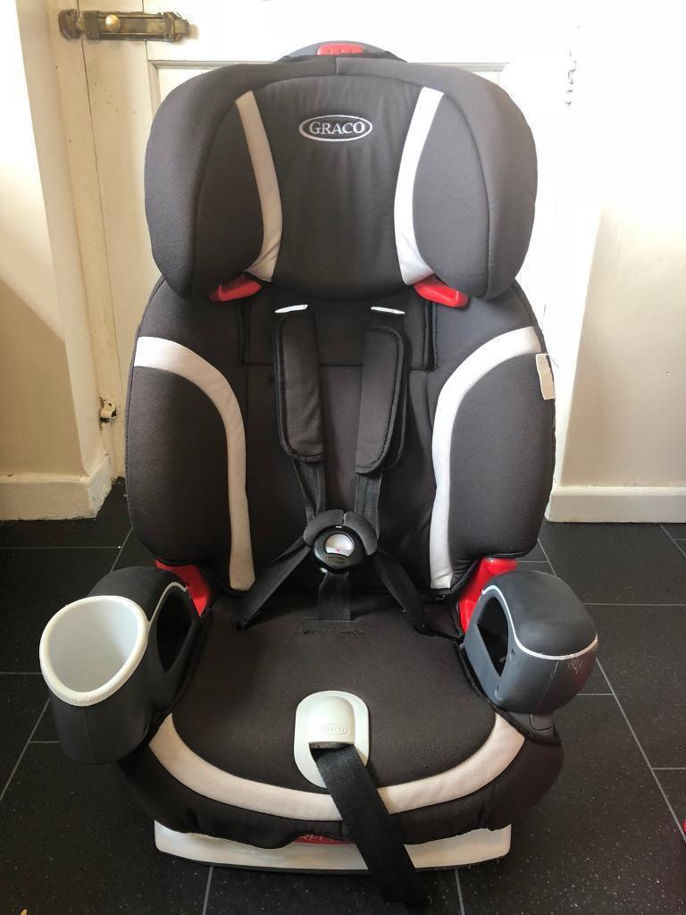 Graco Nautilus Car Seat Group 1 2 3
