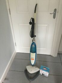Vax hard floor steam cleaner