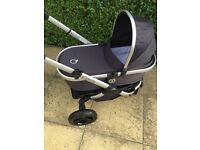 ICandy Peach Jogger full travel system in black £480 ONO