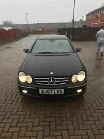 MERCEDES CLK220 2.1 COUPE RARE SHOWROOMCONDITION AUTOMATIC/TRIPTRONIC SPORT MODE