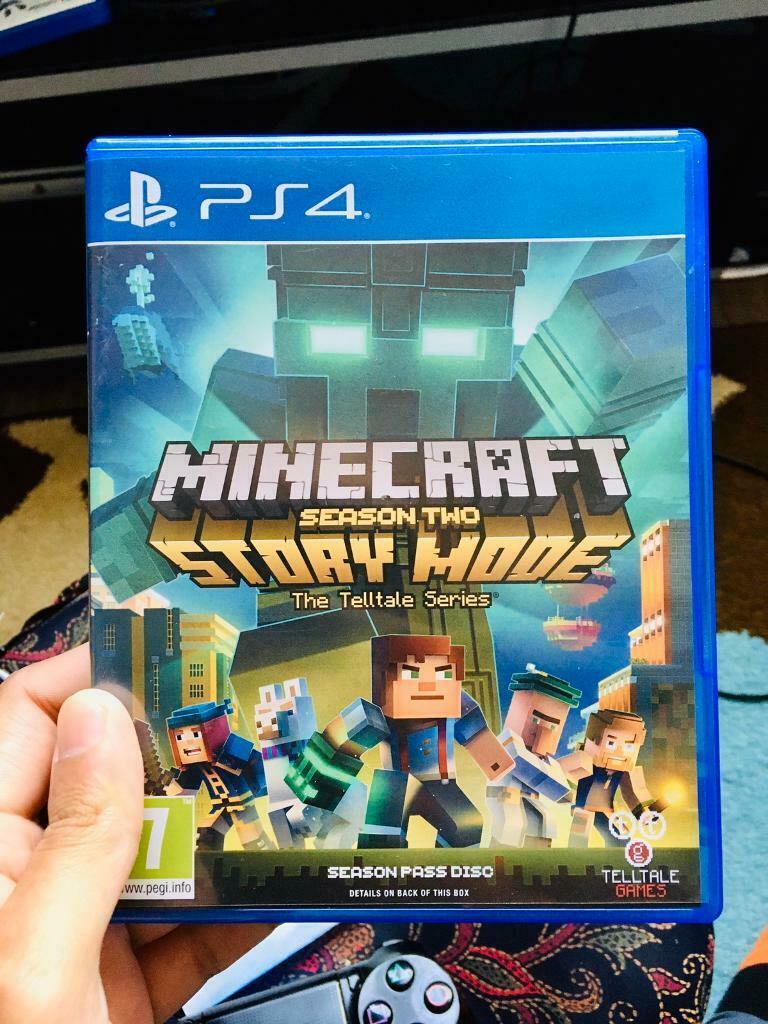 Minecraft Story Mode Season 2 Ps4 In Burnley Lancashire