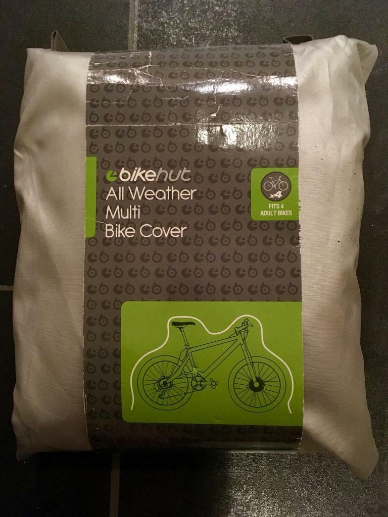 All weather bike cover. Large.