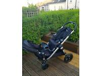 Buggy Jogger City Select (double or single)