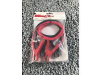 Motorcycle jump leads