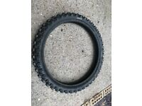 Gibson tech 8.1 90/90/21 front tyre