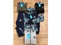 (KING OZY) CAMO TRACKSUITS in stock! HUGO RANGE Wholesale only!!