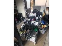 Job lot tools and materials