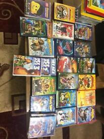 Kids dvds , movies
