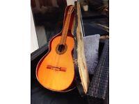 For Restoration Damaged Jose Mas Y Mas 239 Spanish Classical Guitar