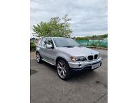 BMW X5 3.0i SPORT AUTO PETROL/ LPG
