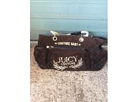 Juicy Couture changing bag