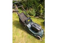 Hayter harrier 48 pro lawn mower