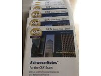 CFA level 3 Schweser books 2016