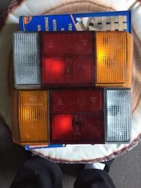 Mk1 golf series 1 rear lights hella