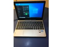 Laptop Touchscreen HP 810 , intel i5 3rd gen, 256GB mSata SSD (60x hyper fast!) 12GB ram, office