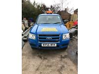 56/2007 ford ranger4x4 double cab