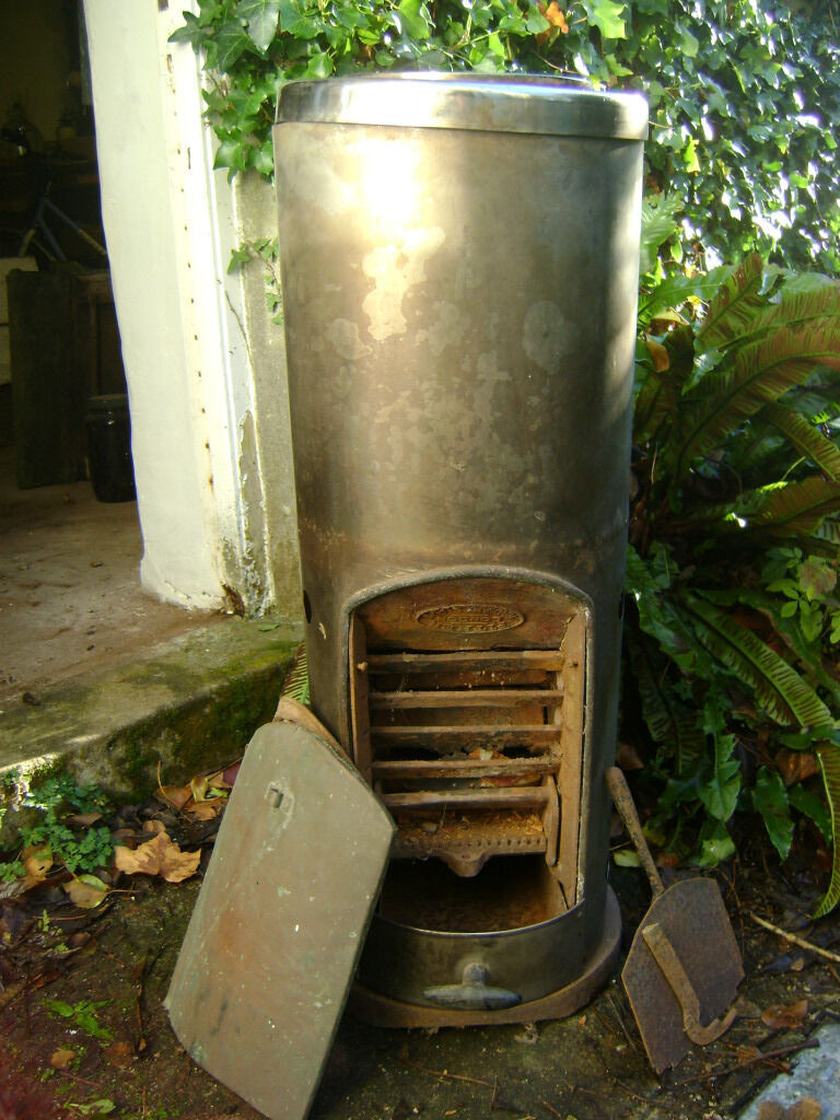 Original stainless steel Pither Stove, for studio,cabin etc | in ...