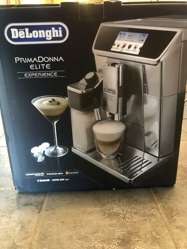 Delonghi Primadonna Elite Experience Coffee Machine In Springburn Glasgow Gumtree