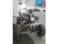 Road legal quad for sale 250cc