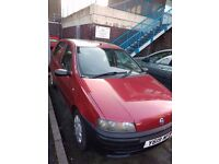Fiat punto for sale.price 400 ono.