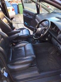 7 seater full leather Vw sharan Grey very rare car
