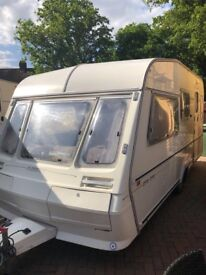 ABBEY GTS 215 caravan