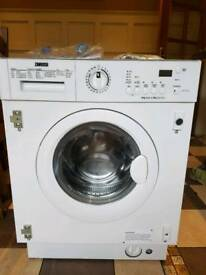 ZANUSSI ZWT71201WA 7/4 kg Integrated Washer Dryer RRP £549