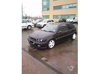 Black Citroen Saxo VTS 2 Owners from new