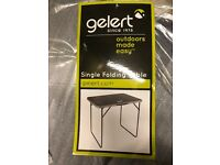Gelert folding table