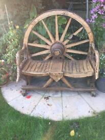 Chairs garden