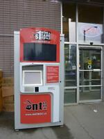 FOR SALE-AntBox DVD Rental Kiosk Business like Redbox! MUST SELL