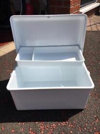 Baby storage box