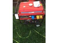 Generator new never used