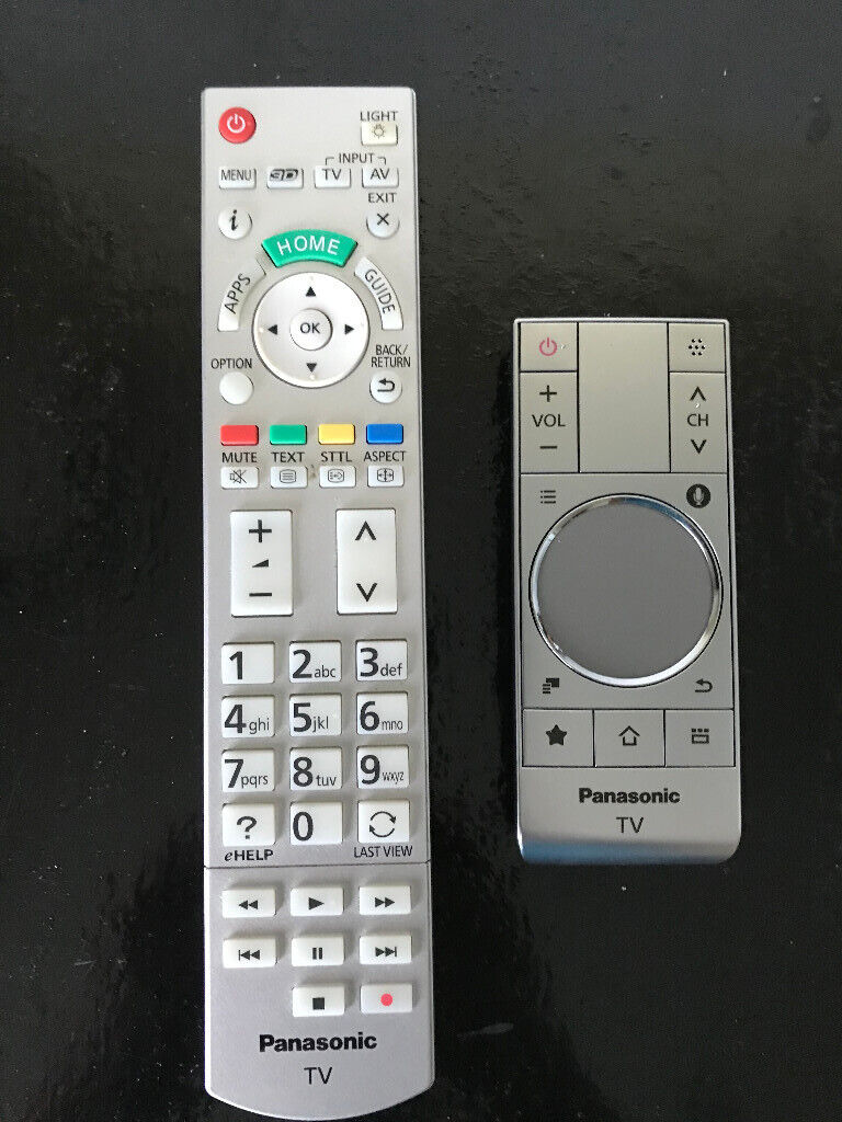 Panasonic tv remote control | in Minehead, Somerset | Gumtree