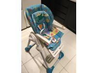 Excellent Chicco Highchair