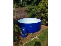 Hot Tub Spa Lay Z SPA monaco