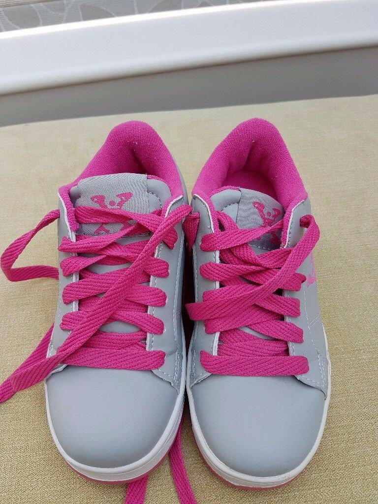 Girls roller shoes size 12