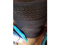 Dunlop Winter Tyres 185/60 R15