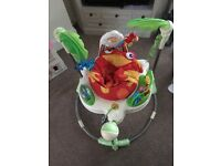 Fisher price jumperoo free