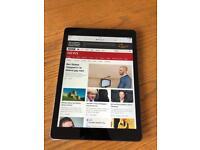 "iPad Air 32gb Space grey 9.7"" screen immaculate model A1474"