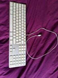 Apple keyboard